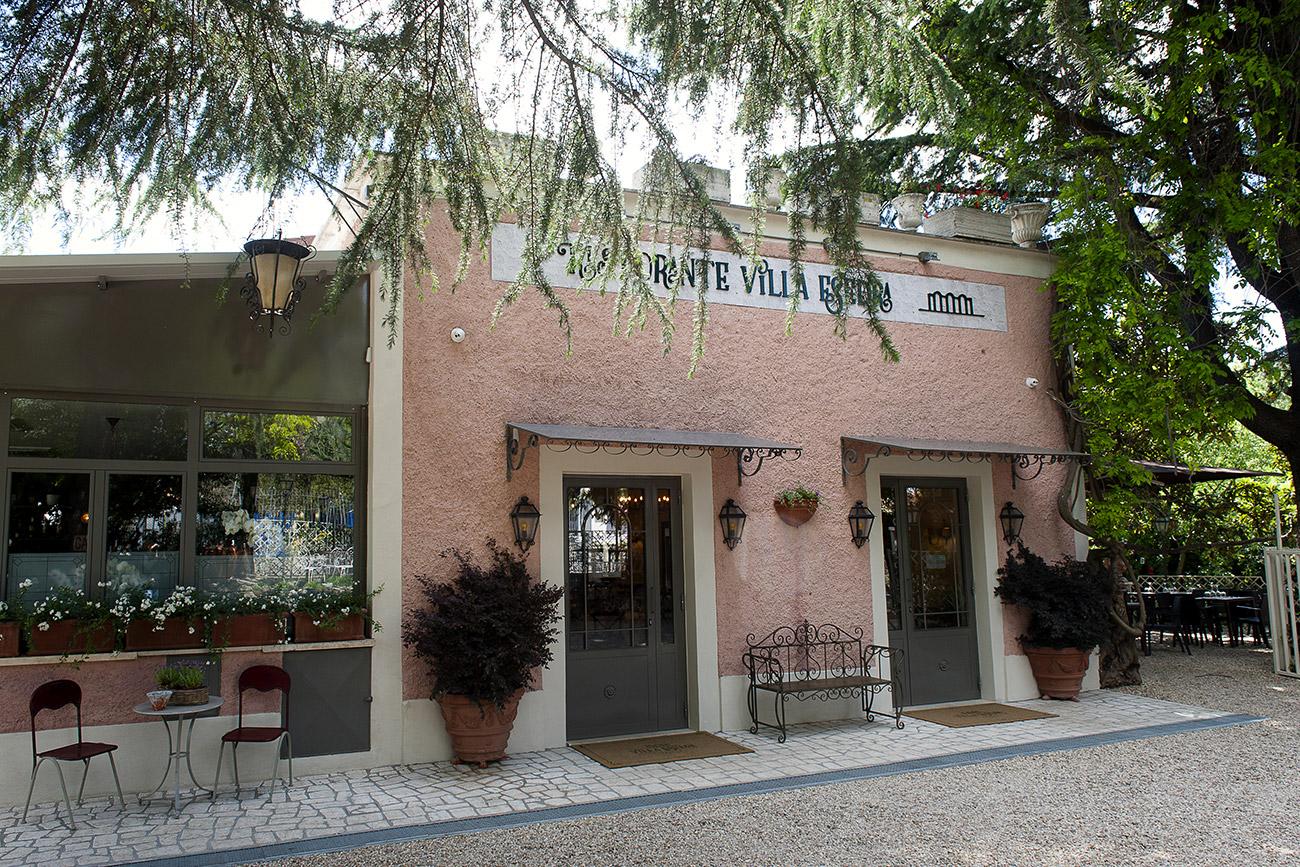 Ristorante Villa Esedra